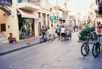 Street in Creta