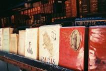 Book market in Paris