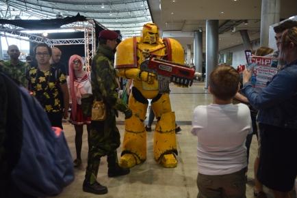 Comicon cosplays