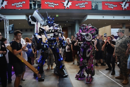 Transformers Arrival